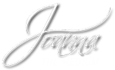 Joanna The Medium Sticky Logo